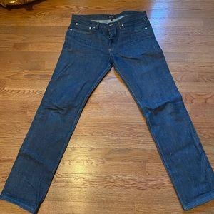 A.P.C Petit Standard denim jeans